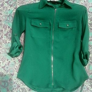 FORREST GREEN TRACY M TOP